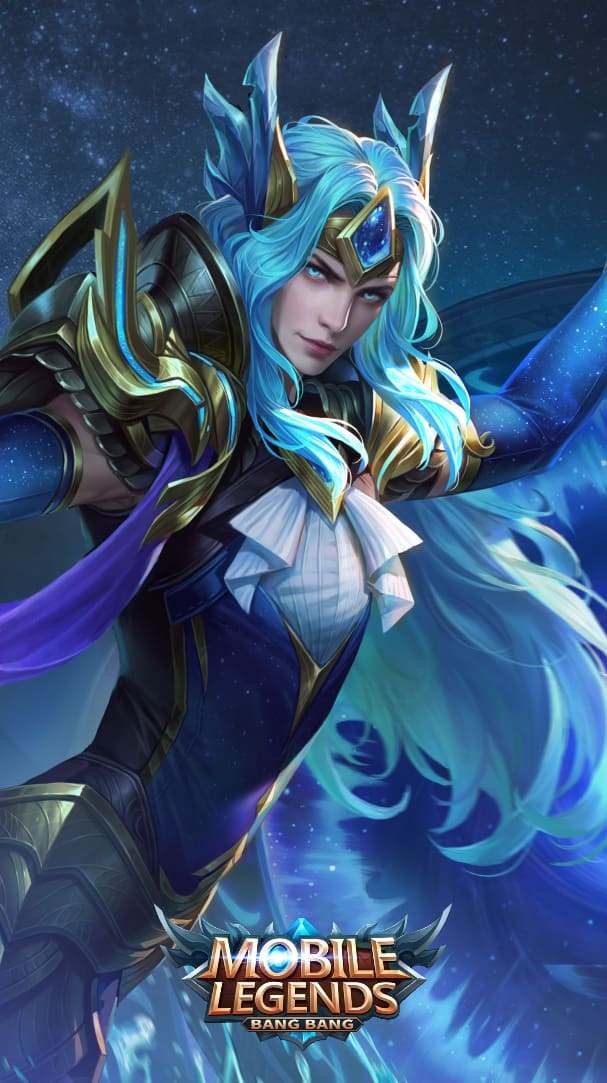 Wallpaper Lancelot Pisces Skin Mobile Legends HD for Android and iOS