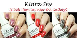 Kiara Sky Swatch Gallery