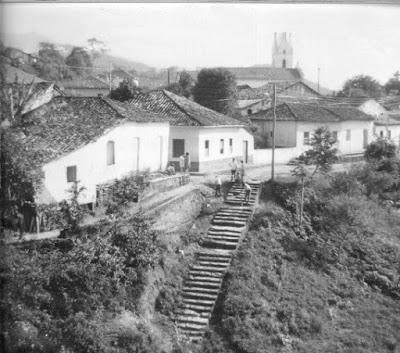Iporanga, início do século XX