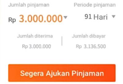 Pinjaman Online Gampang Cair