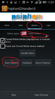 HOW TO USE PSIPHON + MTN BB10 PLAN TO BROWSE ON YOUR ANDROID UNLIMITEDLY3