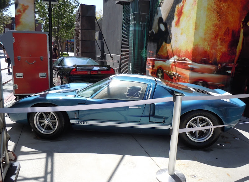 Fast Five 1966 Ford GT40 car