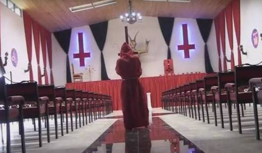 Templo Satánico en Colombia