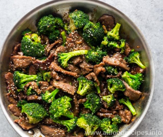 Delicious Beff And Broccoli