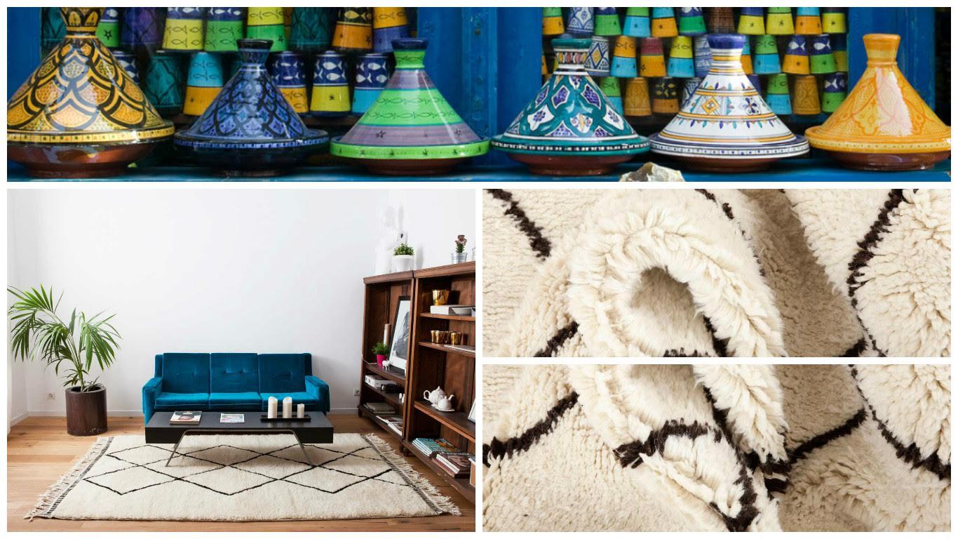 Les Petites M Sukhi, un vendeur de tapis joli joli