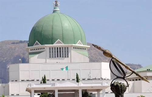 Nigeria's National Assembly Under Security Siege By Yemi Itodo