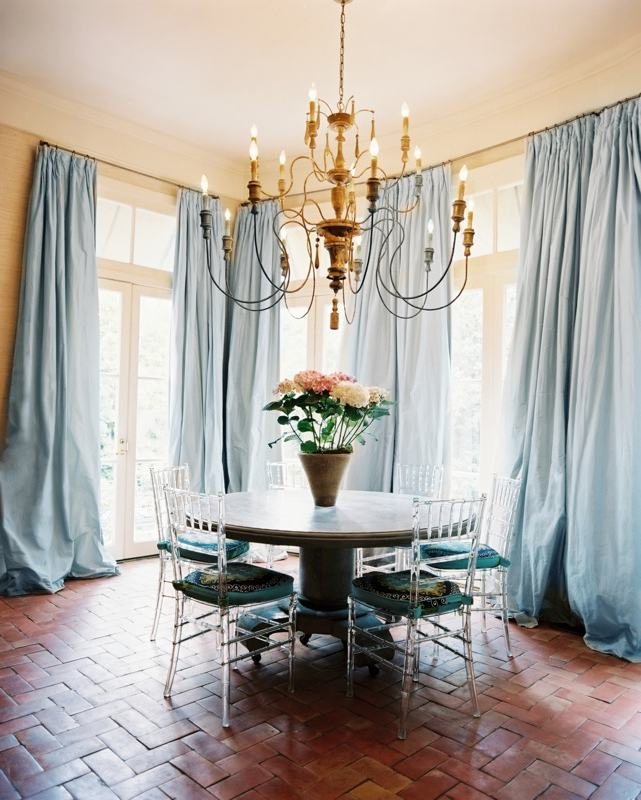 Meet Me in Philadelphia: Ideas for the Master Bedroom on Dining Room Curtains  id=55476