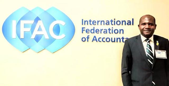 Isma'ila M. Zakari Elected Board Member of the International Federation of Accountants (IFAC)