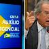 Auxílio Emergencial: Paulo Guedes e sua equipe mudam de posição e prorrogação pode ter valor mais alto nas parcelas