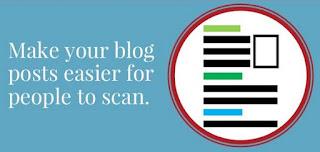 Cara Menulis Postingan Blog yang Baik