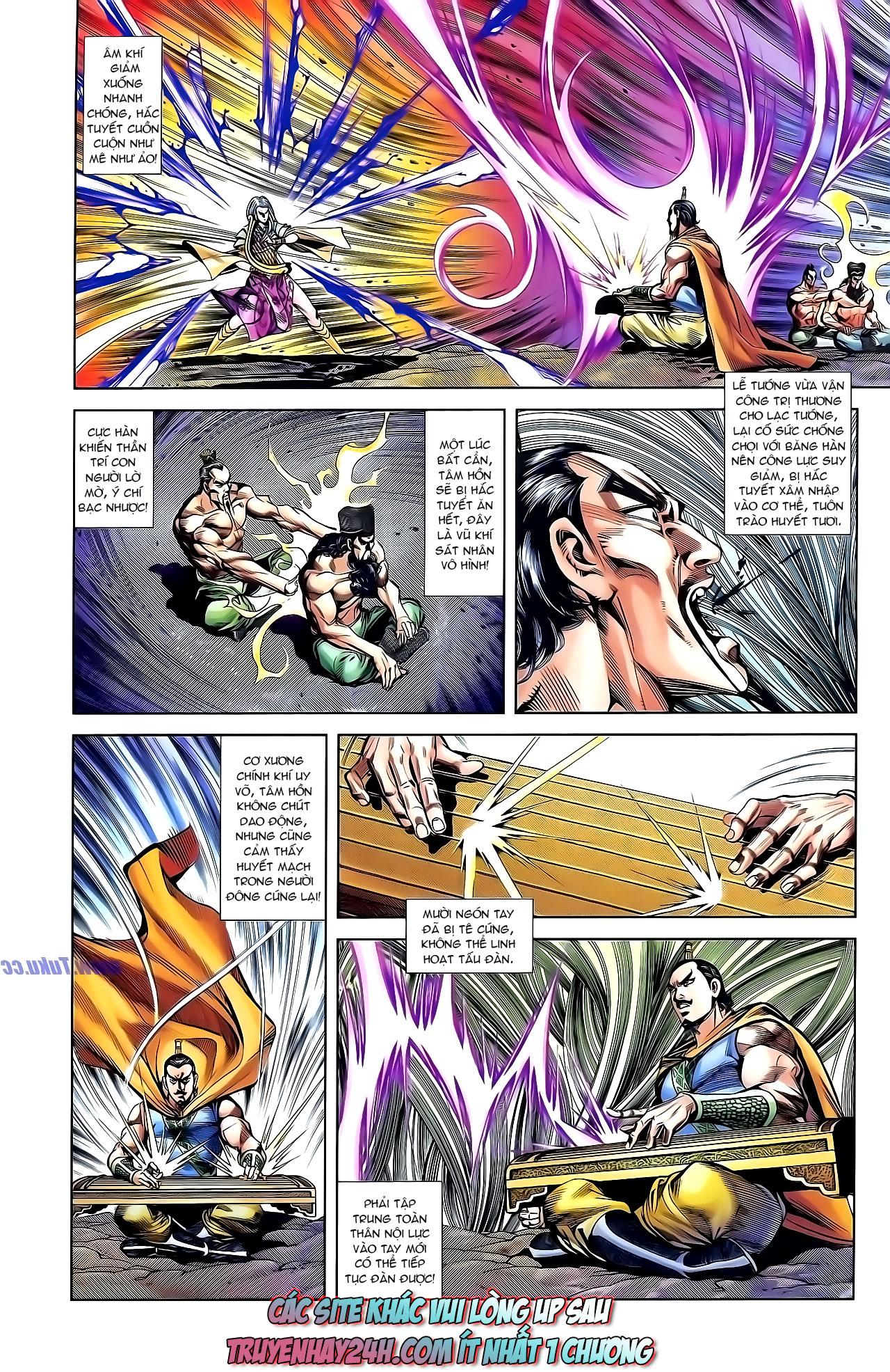 Cơ Phát Khai Chu Bản chapter 137 trang 31