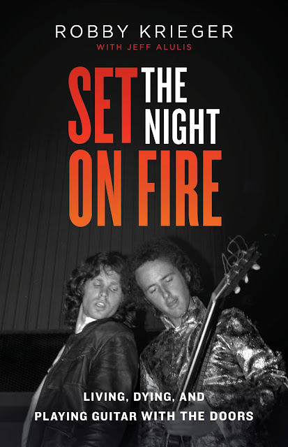 Robby Krieger book cover
