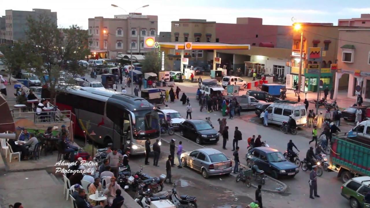 اولوز عاصمة التهميش و الركود و الفوضى