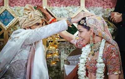 Kajal Aggarwal marries Gautam Kitchlu