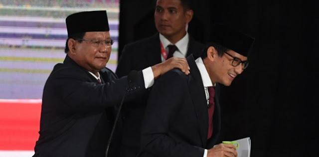 Ya, Prabowo Belum Aman