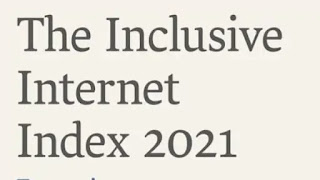 India Ranked 49th in Inclusive Internet Index 2021