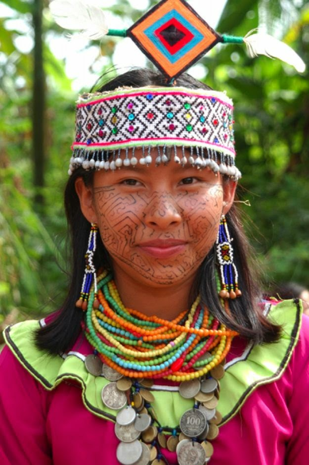 ONE DAY IN THE AMAZON RIVER BASIN   Ayahuasca Ceremonial Clothes   Amazon