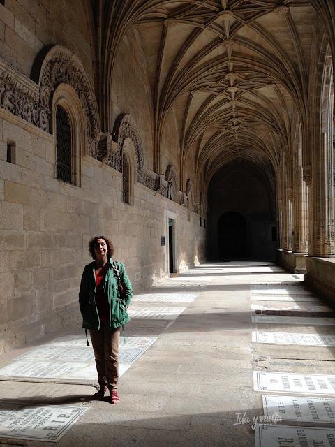 Santiago de Compostela claustro catedral