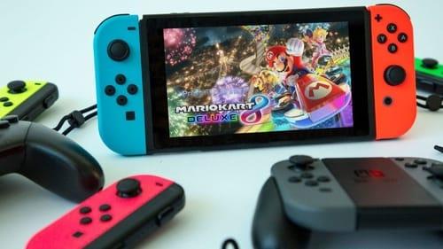 Nintendo Switch sales are still high
