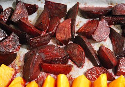 Frites de betterave