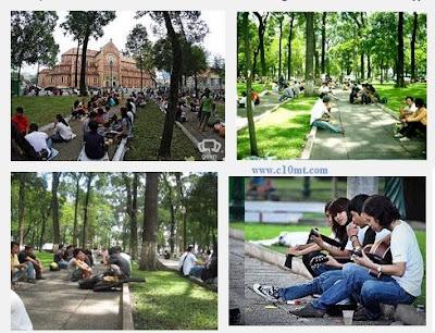 Tổng hợp 25 địa điểm vui chơi ở Sài Gòn nổi tiếng