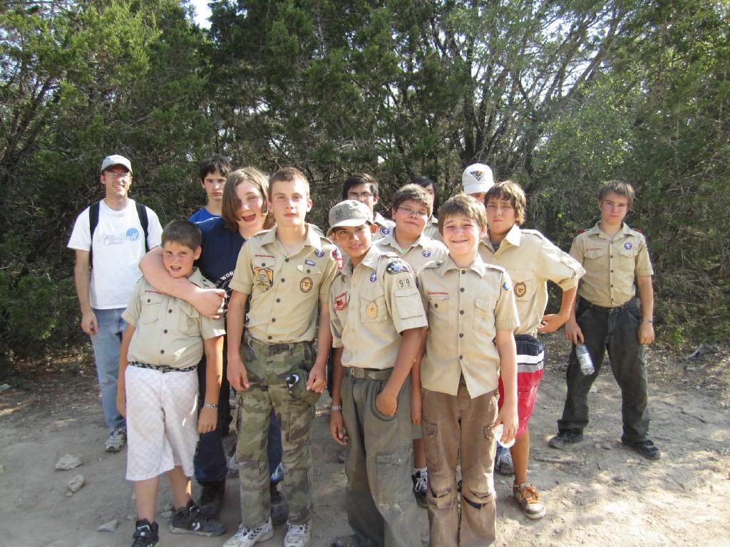 Scouts Part 1