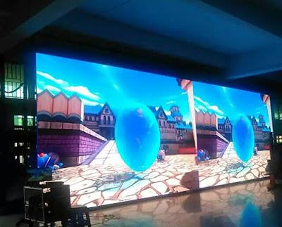 Nhà phân phối màn hình led p4 chính hãng tại quận Gò Vấp