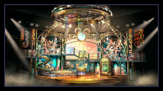 Studio D Disney jr show Walt Disney Studios Disneyland Paris
