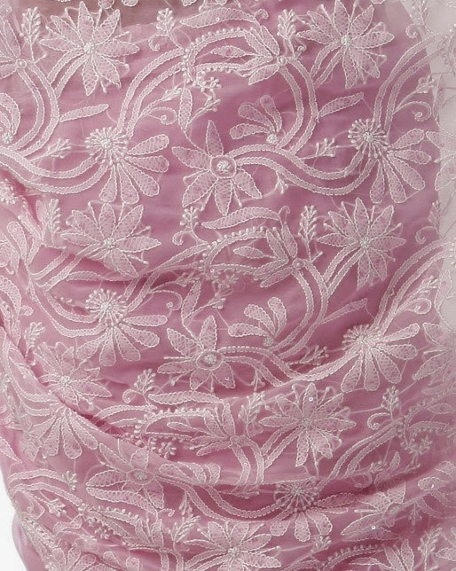 The Cultural Heritage Of India Chikankari Chikan