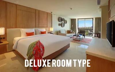 Deluxe Room Type Aryaduta Hotel