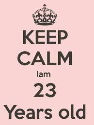 23 tahun