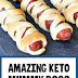 Amazing Keto Mummy Dogs #keto #ketodogs