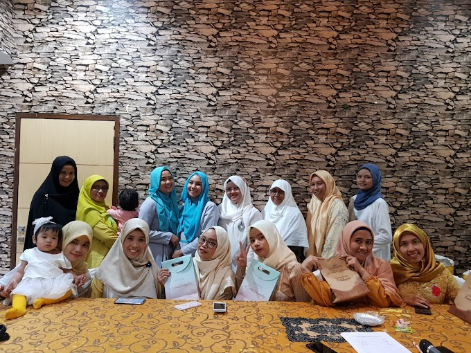 Female Blogger of Banjarmasin 3rd Anniversary