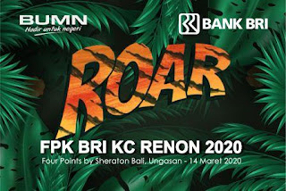 14032020 - FPK BRI KC RENON 2020 AT FOUR POINTS BY SHERATON BALI UNGASAN