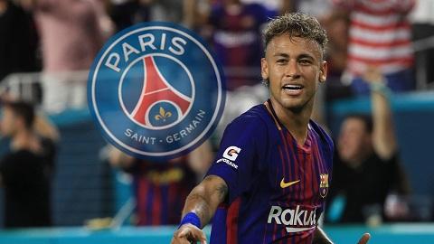 Hành trình đến với PSG của Neymar, quả thực là đáng giá!