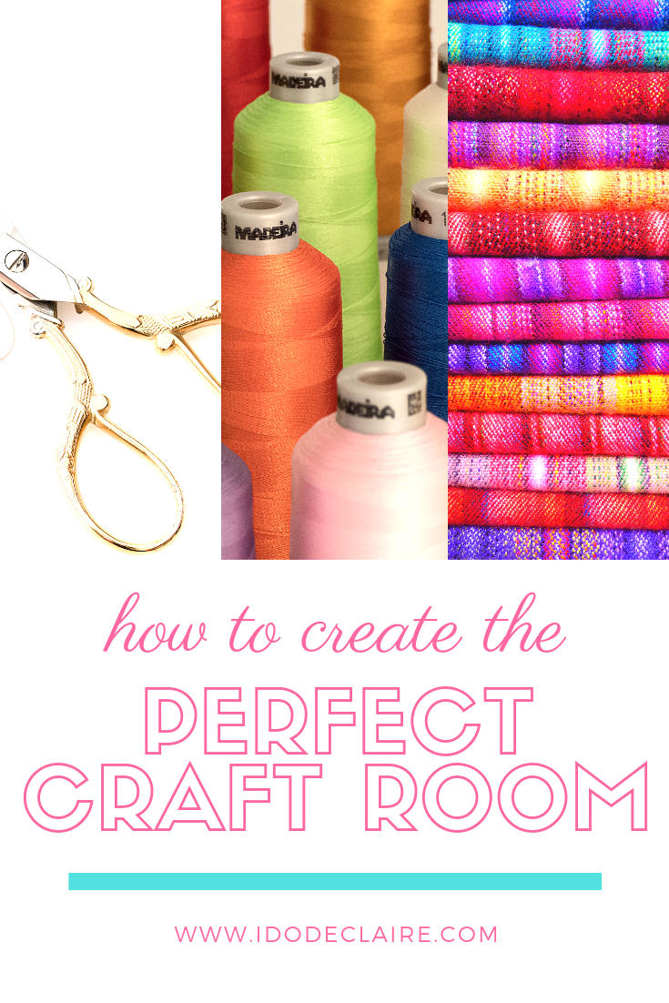 How to Create the Perfect Craft Room