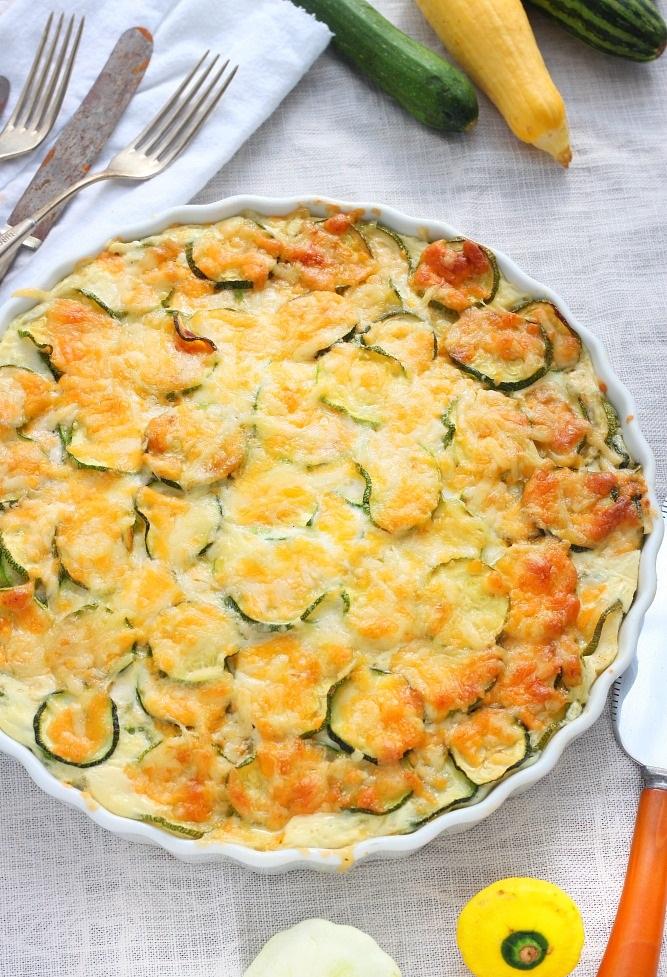 crustless zucchini quiche recipe my favorite things