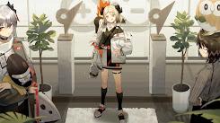 Arknights -Tomorrow's Ark- Rhine Life [Wallpaper Engine Anime]