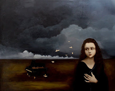 Preludio en fuga, de la artista Andrea Conde