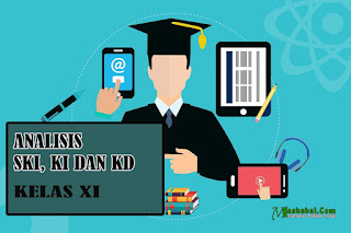 Analisis SKL, KI dan KD SMA MA dan SMK Kelas XI Tahun 2021