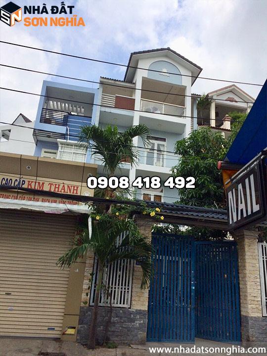Biệt thự Mini 3 lầu Thống Nhất phường 10 Gò Vấp