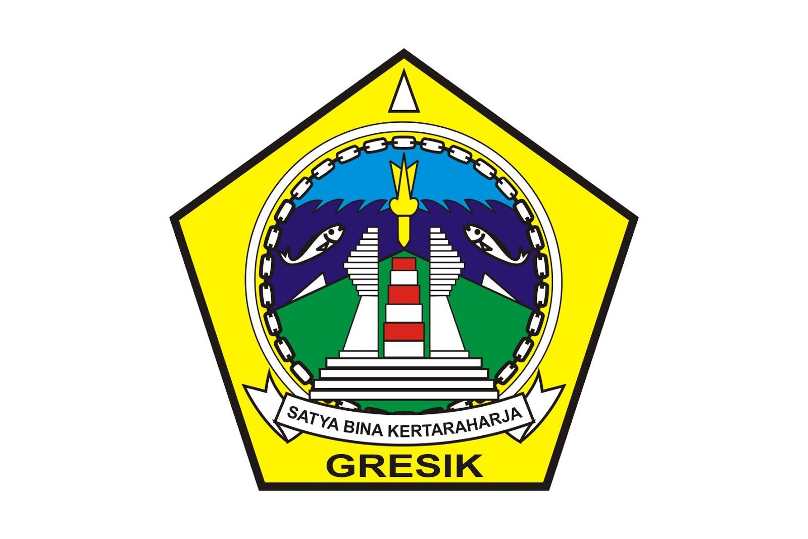 kabupaten gresik logo kabupaten gresik logo