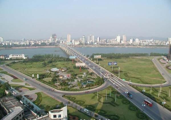 Zhuzhou ou Chuchow