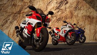 Ride PS3 Wallpaper