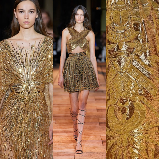 Zuhair Murad Haute Couture Spring Summer 2020 Paris. RUNWAY MAGAZINE ® Collections
