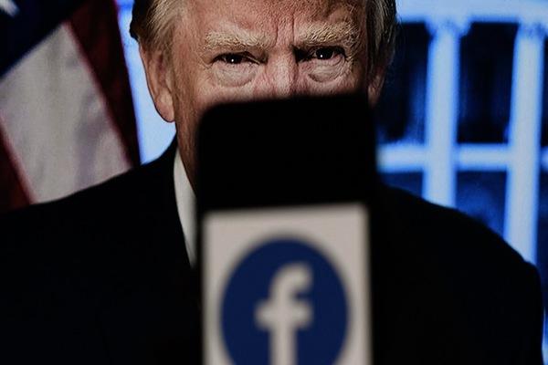 فيسبوك تكشف عن موعد عودة دونالد ترامب إلى منصتها