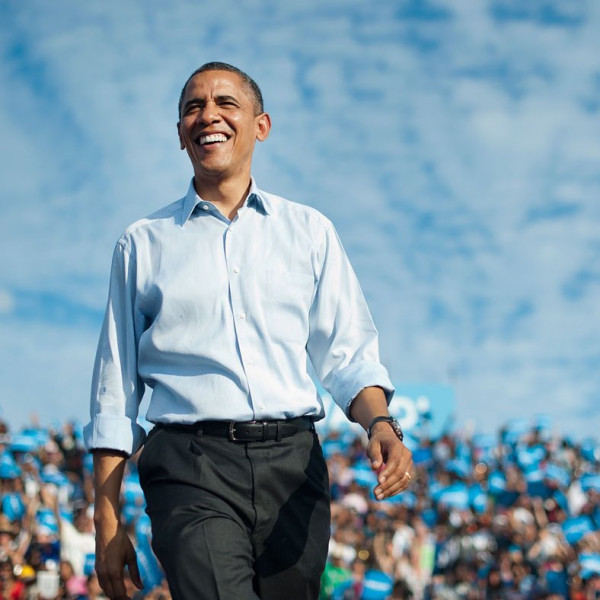 Barack Obama debuts on BillBoard Hot R&B Songs Chart