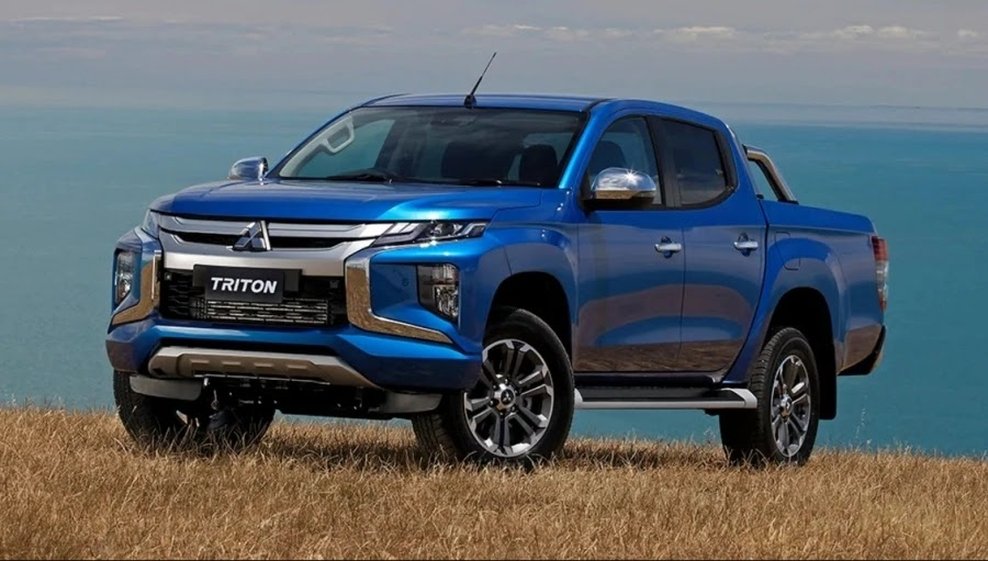 Spesifikasi dan Harga New Triton HDX MT Single cab 4WD