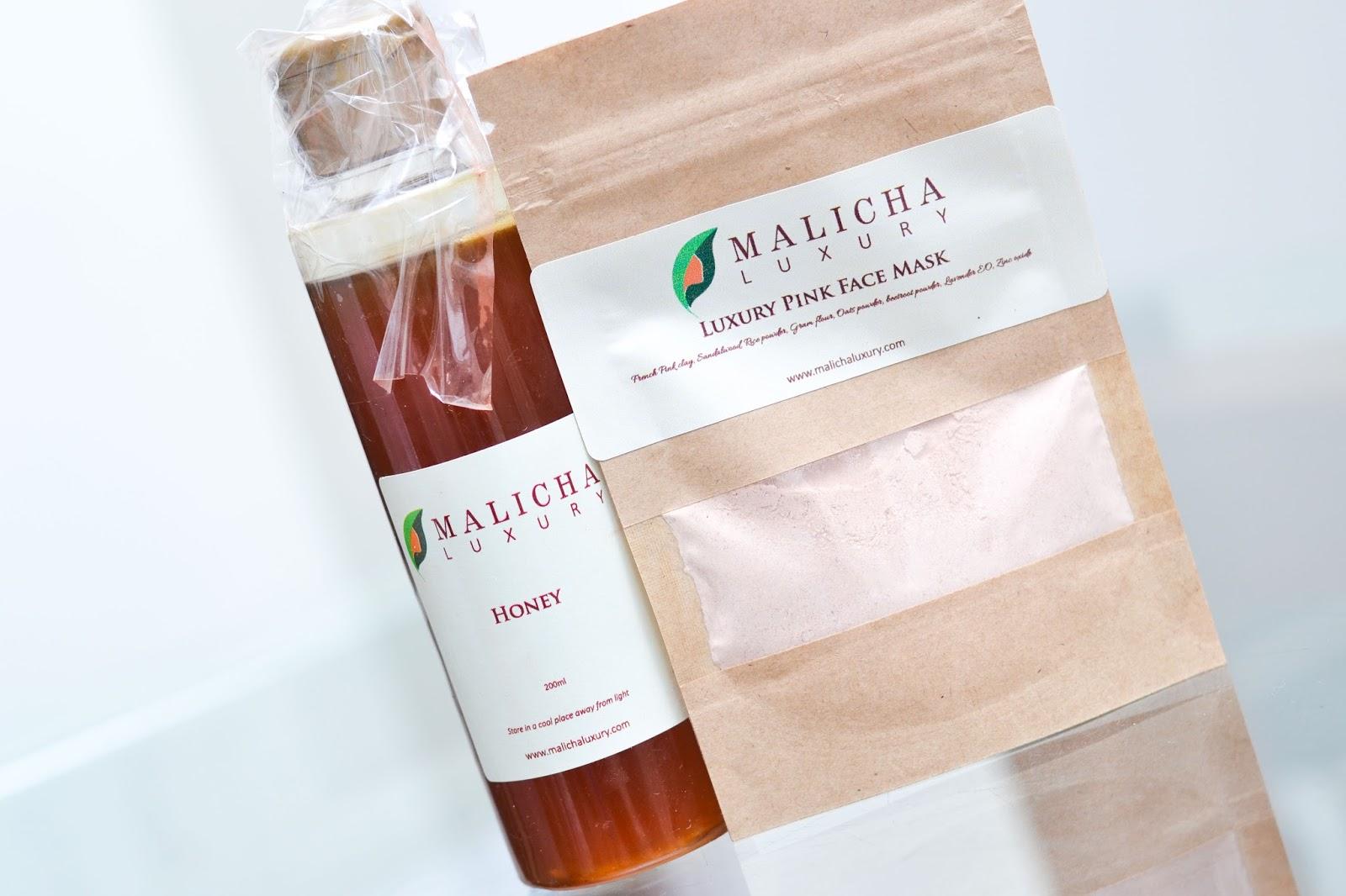 Malicha Luxury Face Mask & Honey