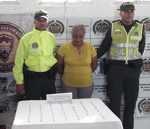Jíbara de 65 años capturó la Policía en San Diego - Cesar